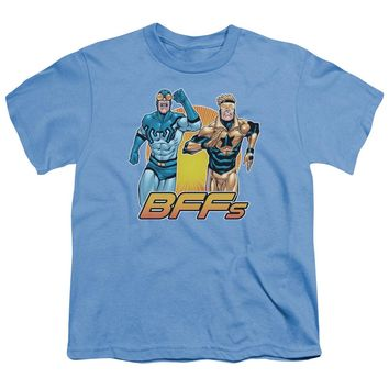 Jla - Booster Beetle Bff Short Sleeve Youth 18/1