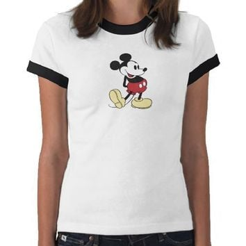 Classic Mickey Mouse Shirts from Zazzle.com