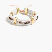 J.Crew Womens Light Leather Bracelet