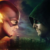 Arrow and The Flash Poster 24in x36in