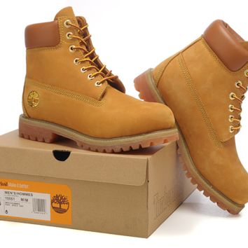 Timberland Classic (Wheat Brown)