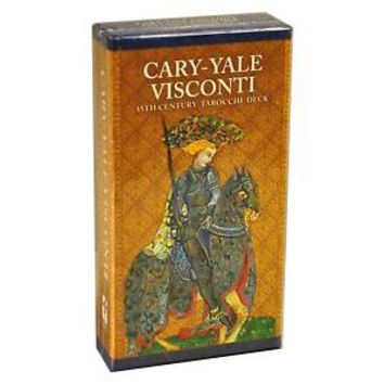 Tarot Cary Yale Visconti Deck