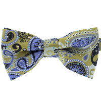 Tok Tok Designs Pre-Tied Bow Tie for Men & Teenagers (B261)