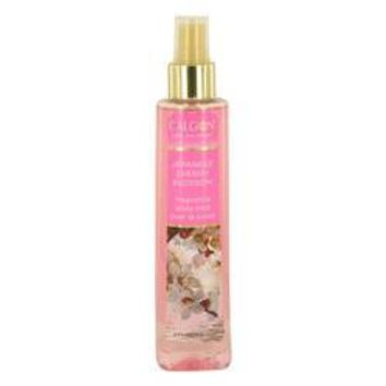 Calgon Take Me Away Japanese Cherry Blossom Body Mist By Calgon