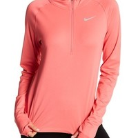 Nike | 1/2 Zip Down Mock Neck Pull Over Jacket | Nordstrom Rack