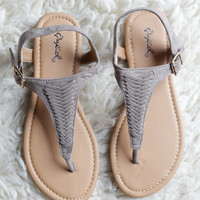 Archer Braided Sandal