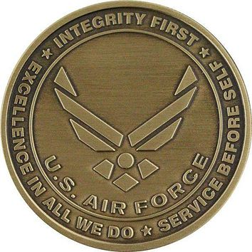 U.S. Air Force Hap Arnold Wing Custom Engravable Coin