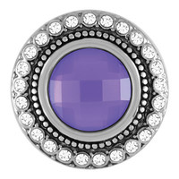 Ginger Snaps Jewelry - Heirloom - Frosty Violet