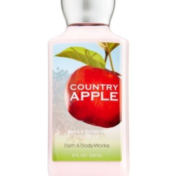 Body Lotion Country Apple