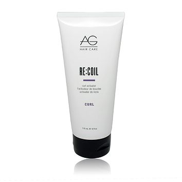 AG Hair  Recoil Curl Activator  Best Hair Moisturizing Curl 6oz