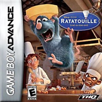 Ratatouille Nintendo Game Boy Advance