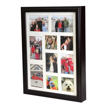 Photo Frame Wood Jewelry Box