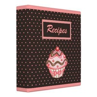 Recipe Binder from Zazzle.com