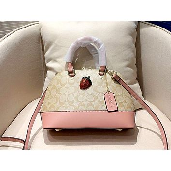 COACH 2019 new high quality female shell bag handbag shoulder bag