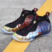 "[ Free  Shipping ]Nike Air Foamposite One""Lunar New Year""A07541-006  Running  Sneaker"