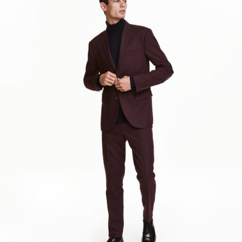 Suit Pants Slim fit - from H&M