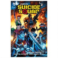 New Suicide Squad Vol. 1: Pure Insanity (The New 52) (Paperback) |