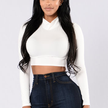 Dawn Top - White