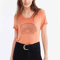 Truly Madly Deeply Hello Sunshine Tee