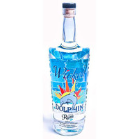 Wicked Dolphin Silver Rum 750ml