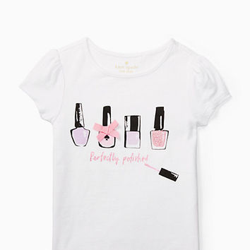 toddlers' perfectly polished tee