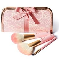 KOREAN COSMETICS, Etude House _Etoinette Brush Collection set (Lip Gradation Tip+Soft Touch Powder Brush+Last Touch fan Brush)[001KR]