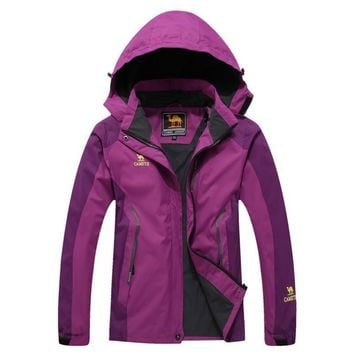 outdoor clothing hiking& skiing jackets winter women Waterproof breathable mammoth camping&hiking windstopper hunting clothes
