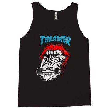 thrasher skateboards Tank Top