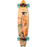 Dusters Crusher Bamboo 38 Longboard Complete at Zumiez : PDP