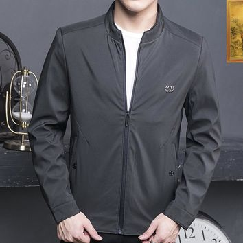 Gucci Fashion Casual Cardigan Jacket Coat-6
