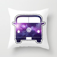 Cut the VW Throw Pillow by see BOLD