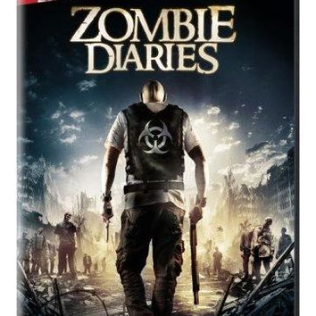 Leonard Fenton & Russell Jones & Kevin Gates & Michael Bartlett-The Zombie Diaries