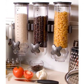 SmartSpace Food Dispenser - Yanko Design