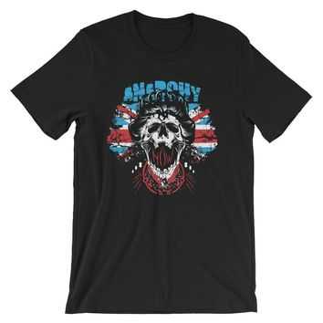 Anarchy Queen Short-Sleeve Unisex T-Shirt