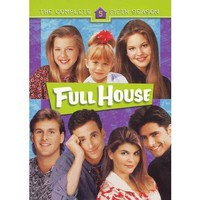 Full House: The Complete Fifth Season (4 Discs) (Dual-layered DVD)