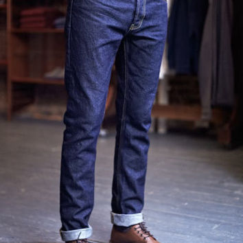 History of Denim Raw Wash Jean -  TOPMAN USA