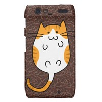 Cute Kitties Motorola Droid RAZR Case