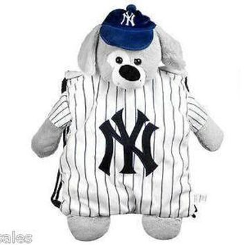 New York Yankees MLB Official Backpack Pal, New with Tags, Great for kids!