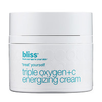 Bliss Triple Oxygen + C Energizing Cream (1.7 oz)