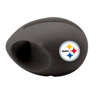 IHip Silicone Egg Speaker and Amp with Stand - Pittsburgh Steelers