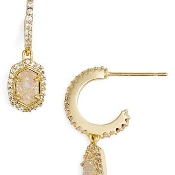 Kendra Scott 'Cale' Hoop Earrings | Nordstrom