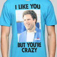 I Like You But Ur Crazy Tee - Urban Outfitters