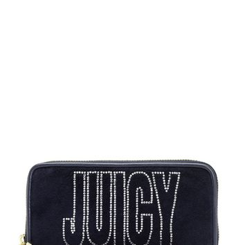 Juicy Crown Velour Tech Wristlet by Juicy Couture