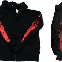 TopatoCo: Squid Flame Hoodie