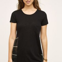 Eri + Ali Paned Pocket Tee
