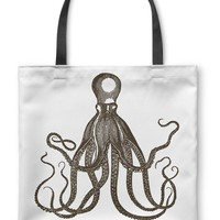 OCTOPUS Tote Bag By Terri Ellis