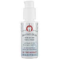 First Aid Beauty Skin Rescue Daily Face Cream (2 oz)