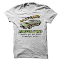 Family Vaction Tshirt Wagon Queen Family Truckster Tee Wally World Funny Tee Shirt Shirts Funny Shirt Mens Womens Unisex Shirt