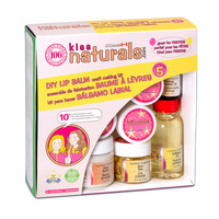 Kiss Naturals All Natural Lip Balm Making Kit - Mini