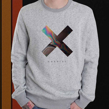 XX Coexist logo sweater Sweatshirt Crewneck Men or Women Unisex Size